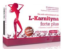 OLIMP L-Karnityna Forte Plus x 80 tabl.