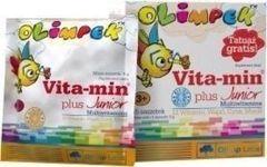 OLIMP VITA-MIN PLUS Junior x 15 saszetek pomarańczowe