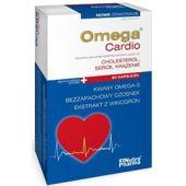 OMEGACardio + czosnek x 60 kapsułek