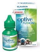 OPTIVE FUSION Krople do oczu 10ml