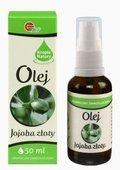 Olej Jojoba złoty organiczny 50ml