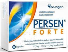 Persen Forte x 20 kapsułek