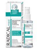 RADICAL Med Specjalistyczny preparat  do skóry z łuszczycą w sprayu 50ml