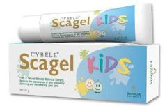 SCAGEL KIDS żel 19g
