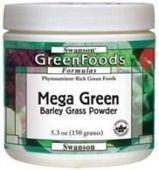SWANSON Mega Green Barley Grass proszek 150g