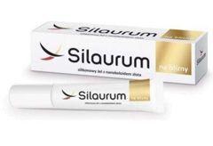 Silaurum silikonowy żel na blizny z nanokoloidami złota 15ml