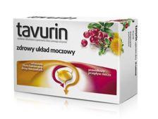 TAVURIN x 30 tabletek - data ważności 30-09-2017r.