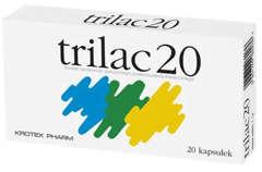 TRILAC x 20 kapsułek