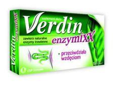 VERDIN ENZYMIXX x 15 tabletek