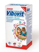 Vibovit Junior Witaminy+Żelazo x 30 tabletek do ssania