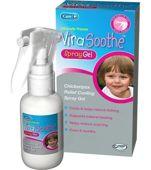 Virasoothe Spray gel łagodzący objawy ospy wietrznej 60ml