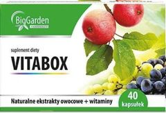 Vitabox BigGarden x 40 tabletek
