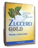 ZUCCERO Gold x 60 kaps.