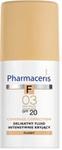 ERIS Pharmaceris F Fluid 03 Bronze