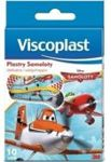 PLASTER VISCOPLAST Samoloty x 10 sztuk