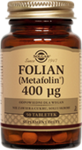 SOLGAR Folian (Metafolin®) 400µg x 50 tabletek