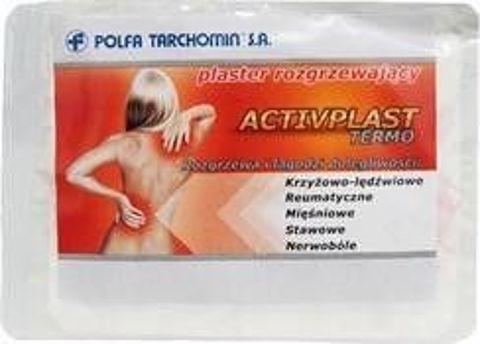 ACTIVPLAST TERMO Plaster rozgrzewający x 1 sztuka