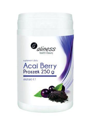 ALINESS Acai Berry ekstrakt 4:1 proszek 250g