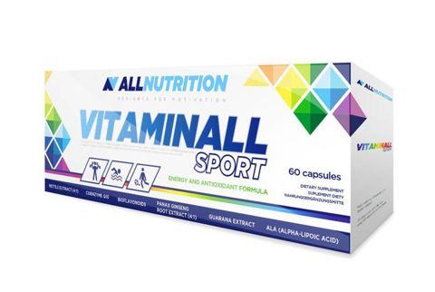 ALLNUTRITION VitaminALL SPORT x 60 kapsułek