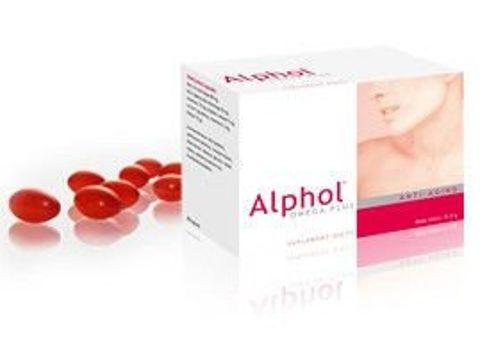 ALPHOL Omega Plus x 60 kapsułek