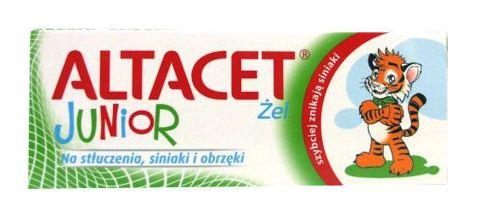 ALTACET JUNIOR żel 0,03% 50g