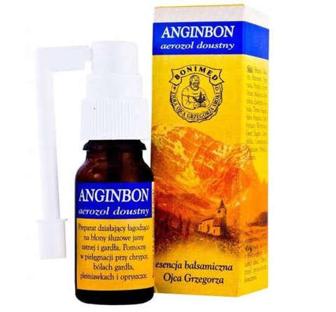 ANGINBON aerozol doustny 9ml