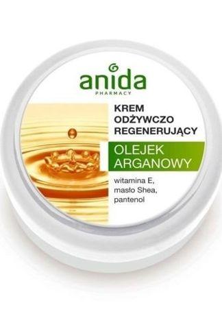 ANIDA Krem odżywczo regenerujący olejek arganowy 100ml