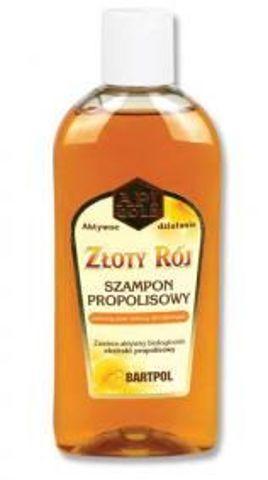 API-GOLD Złoty Rój Szampon propolisowy 250ml