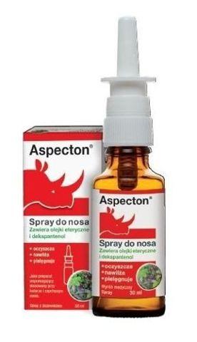 ASPECTON Spray do nosa 30ml