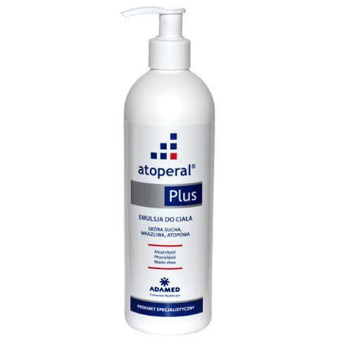 ATOPERAL Plus emulsja do ciała 400ml