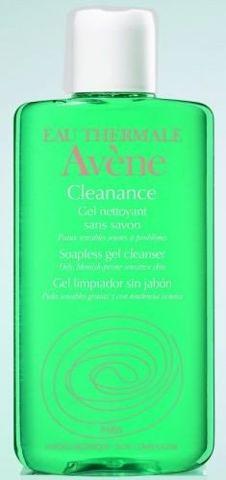 AVENE Cleanance Żel oczyszczający do skóry tłustej lub trądzikowej 200ml