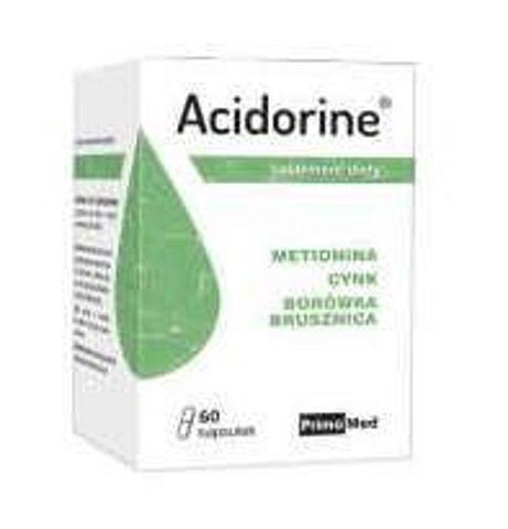 Acidorine x 60 kapsułek