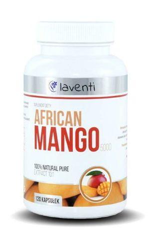 African Mango 5000 x 120 kapsułek
