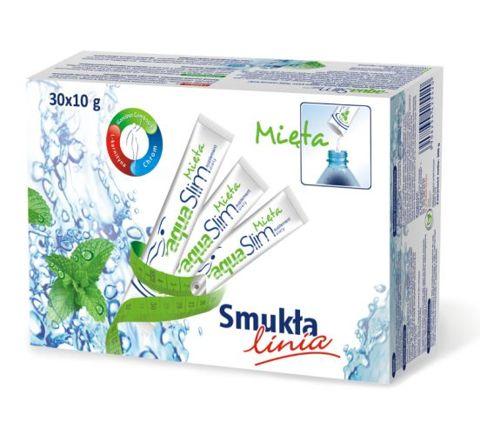 Aqua Slim Mięta x 30 saszetek