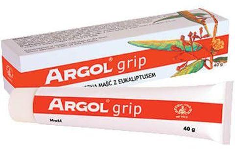 Argol Grip maść 40g