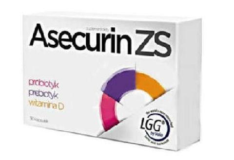 Asecurin ZS x 30 kapsułek