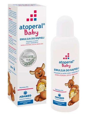 Atoperal Baby Plus emulsja do kąpieli 200ml