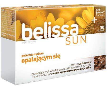 BELISSA Sun x 60 tabletek