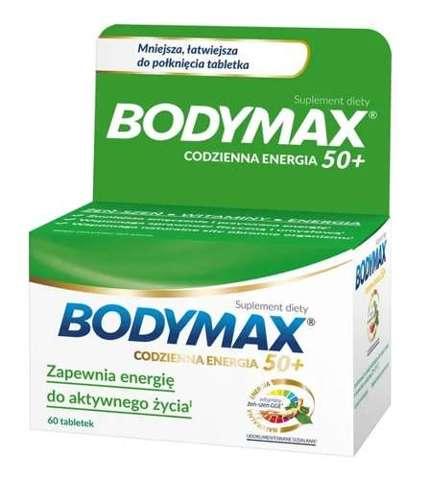BODYMAX 50+ x 60 tabletek