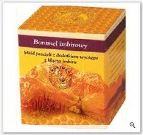 BONIMEL imbirowy miód leczniczy 250g