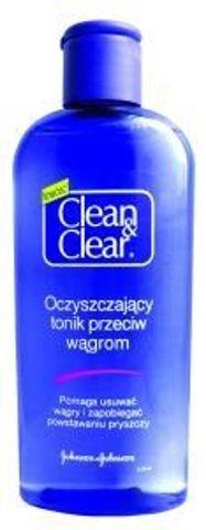 C&C Tonik oczyszczający przeciw wągrom 200ml