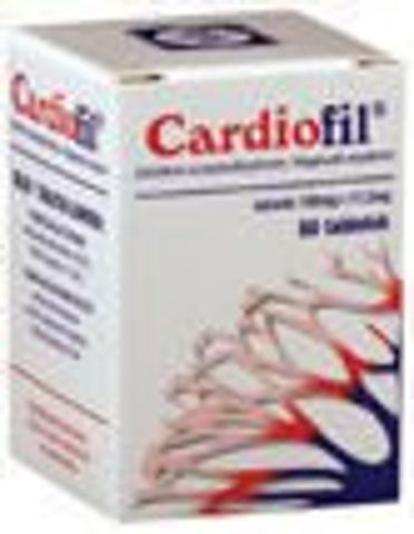 CARDIOFIL x 60 tabletek