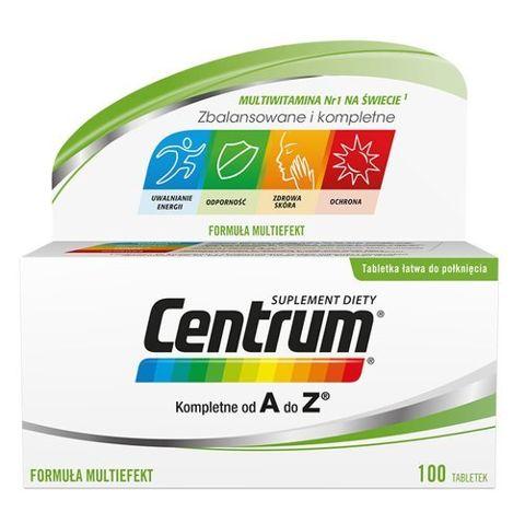 CENTRUM A-Z x 100 tabletek