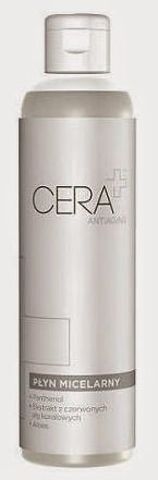 CERA+ Antiaging płyn micelararny 200ml