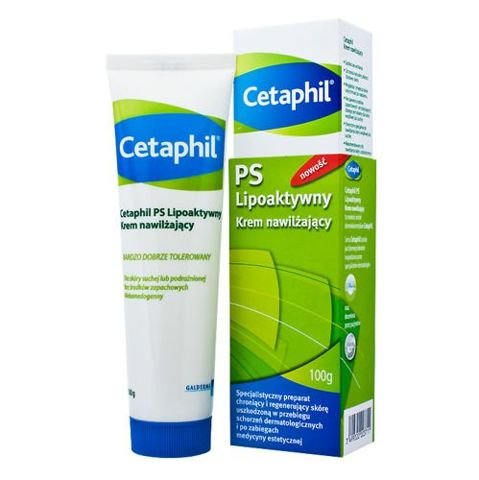 CETAPHIL PS Lipoaktywny krem nawilżający 100g
