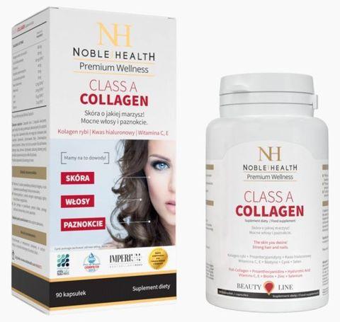 CLASS A COLLAGEN Noble Health x 90 tabletek