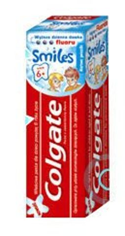 COLGATE Pasta Junior Smiles Od 6+ lat miętowa 50ml