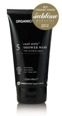 COOL STYLE Żel pod prysznic dla mężczyzn 125ml