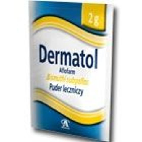 DERMATOL substancja 2g