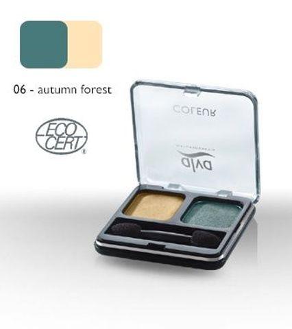 DUET cieni do powiek 06 - Autumn Forest  4 g